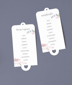 tableau matrimonio bloom