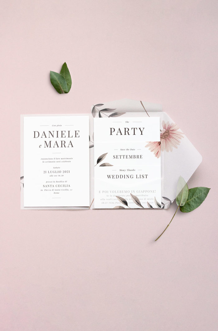 Pocket Fold Matrimonio